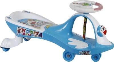 Panda Fnk-Dore-Rider-Blue Car