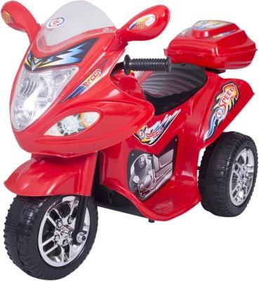 HLX-NMC Battery Operated Fun Red Bike