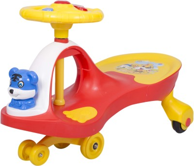 Ez, Playmates Magic Car Red Yellow Car(Red Yellow)