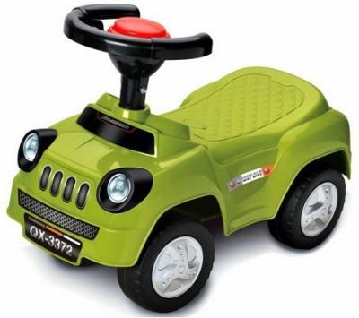 Toys Bhoomi Push & Ride On Racer Car