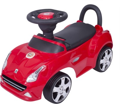 Ez, Playmates Baby Ride On Sedan Red Car