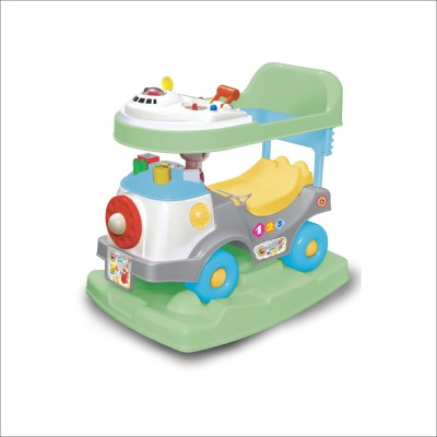 Toyzone Educational Rider 3 In 1 Car