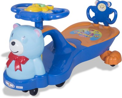 HLX-NMC Teddy Magic Car(Blue)