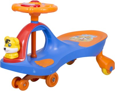 EZ, PLAYMATES Car(Blue, Orange)