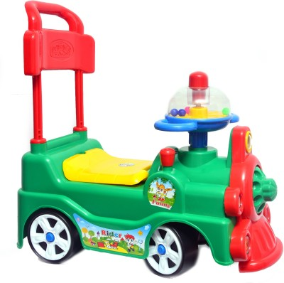 KKD (Kids Zone) Funny Loco Rider Car