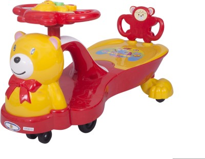 HLX-NMC Teddy Magic Red Car(Red)