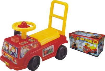 Toyzone My Fire Engine Car