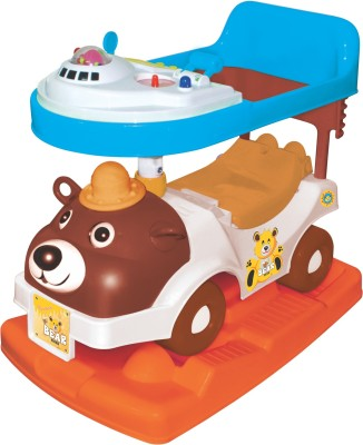 Toyzone Bear Rider 3 In 1 Car