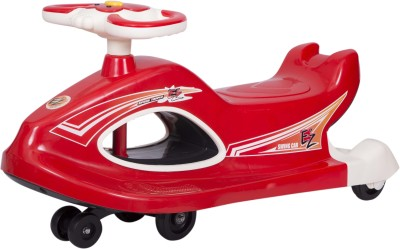 Ez, Playmates Magic Car Red Car(Red)