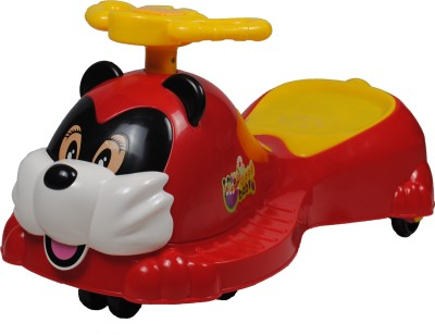 EZ, PLAYMATES Car(Red, Yellow)