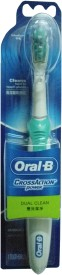 Oral-B CrossAction Power Toothbrush - Multicolor
