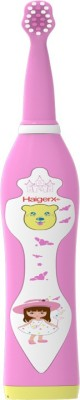 Haigerx Rechargeable with Music Electric Toothbrush(Pink)