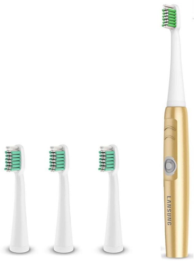 Lansung OS124 Electric Toothbrush(Golden)