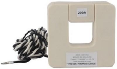 Elmeasure 200 Amps split core current transformers (1.25 inch window Electrical Combo