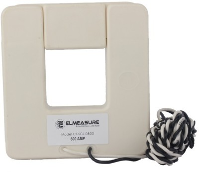 Elmeasure 800 Amps split core current transformers (2.00 inch window) Electrical Combo(Pack of 1)