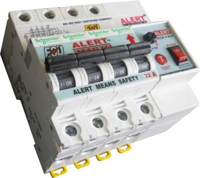 Alert AE+MC32A-HV4(POLE)ELCB+MCB AE+MC32A-HV4PL MCB