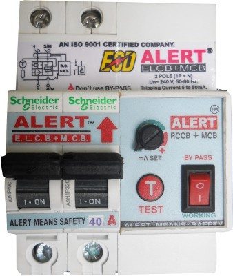 Alert AE+MC40A2(POLE) AE+MC40A2PL MCB
