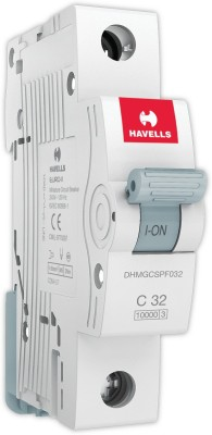 Havells C SERIES DHMGCSPF032 MCB