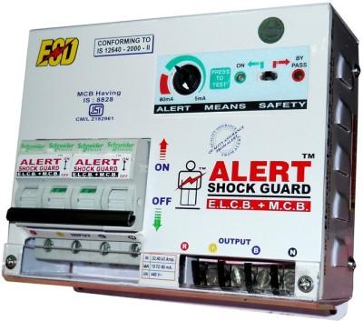 Alert Mcb+Elcb_40 Amp_regular AE+M2Reg2 MCB