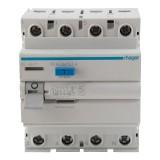 Hager RCCB FP 63A 100mA CE463Y MCB (4)