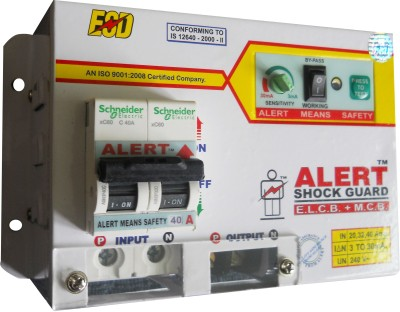 Alert AE+MR40A-HV4(POLE)-ELCB+MCB AE+MR40A-HV4PL MCB(4)