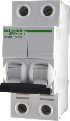 Schneider Solar Two Pole DC A9N61539 MCB(2)