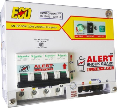 Alert AE+MR63A-HV4(POLE)-ELCB+MCB AE+MR63A-HV4PL MCB
