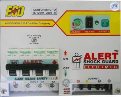 Alert ELCB+MCB_32 AE+MR32A4(POLE) MCB