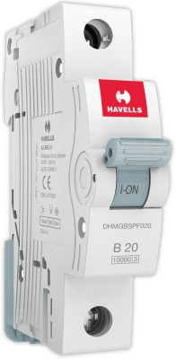 Havells B SERIES DHMGBSPF020 MCB(1)