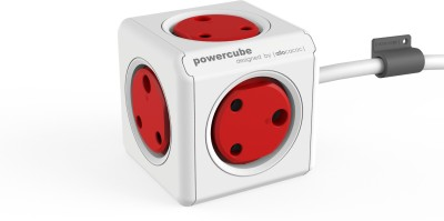 PowerCube PowerCubered.3m PowerCubered1.5m2 Power Plug