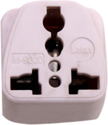 Lotus Conversion Plug Three Pin Plug
