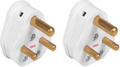 ORKO 16A3PIN Three Pin Plug