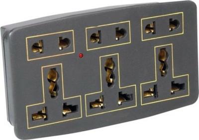 PM 50 PM-50 8 Three Pin Socket