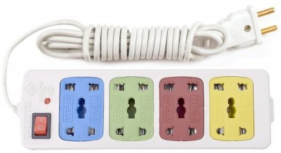 Hitisheng-H44SEBN-4-4-Sockets-Power-Extension-Cord