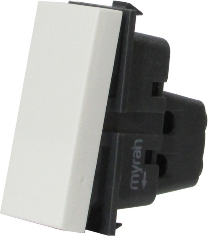 GreatWhite 10 Two Way Electrical Switch(Pack of 2 Number of Switches - 1)