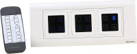 Reins Touch101 5 One Way Electrical Switch(Pack of 2 Number of Switches - 8) Flipkart