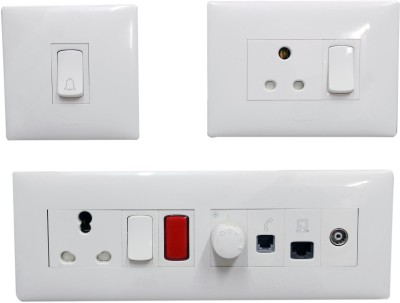 Legrand 5 One Way Electrical Switch