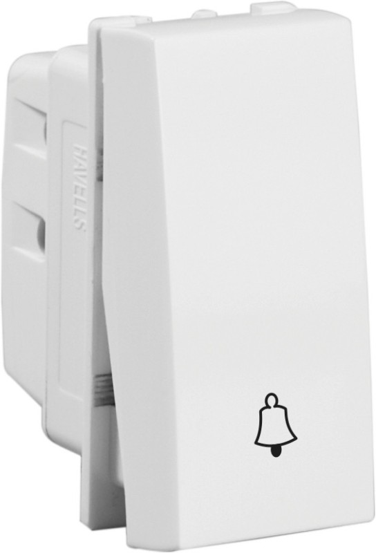 Havells Havells - Oro 10 One Way Electrical Switch(Pack of 1 Number of Switches - 1)