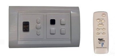 Blackt Electrotech BT-20CC 10 One Way Electrical Switch