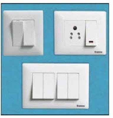 CROX 6 Three Way Electrical Switch