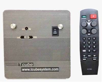 Tcube System 10 One Way Electrical Switch