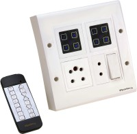 Reins Easy8Sq 5 One Way Electrical Switch(Pack of 2 Number of Switches - 1) Flipkart