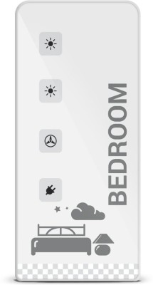 BuildTrack Remote Control for Bedroom Lights & Fans 5 Two Way Electrical Switch