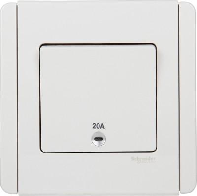 Schneider Stylish Make 20 One Way Electrical Switch