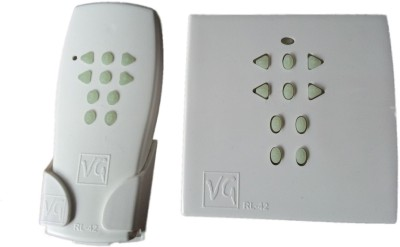 VG Soni-Tech RF Remote Electrical Switch For 4 Lights And 2 Fans/Dimmer VG RL-42 6 One Way Electrical Switch