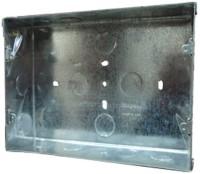 Legrand Legrand Mylinc 18 M Metal Surface Box Wall Plate