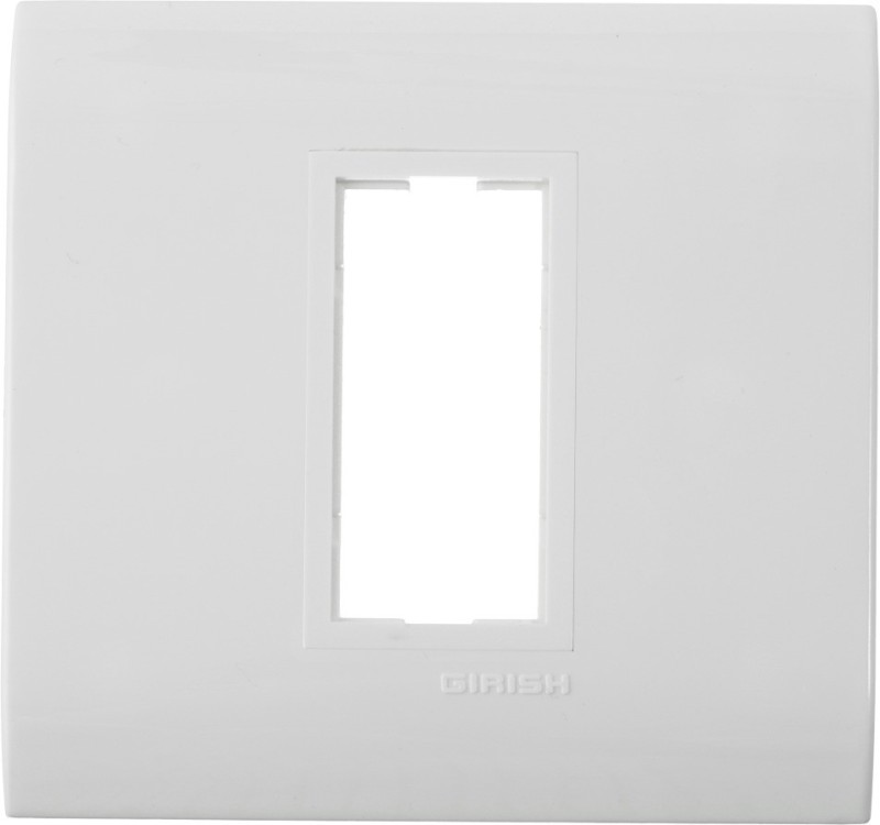 GIRISH Wall Plate(White)