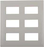 Legrand Legrand Mylinc 18 Module White Plate Wall Plate