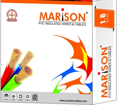 Marison PVC Red 90 Wire