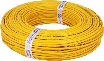 S2 KALINGA Flame Retardant (FR) PVC 1.5 sq/mm Yellow 90 m Wire